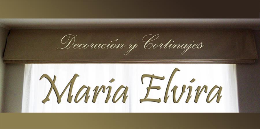Cortinajes María Elvira