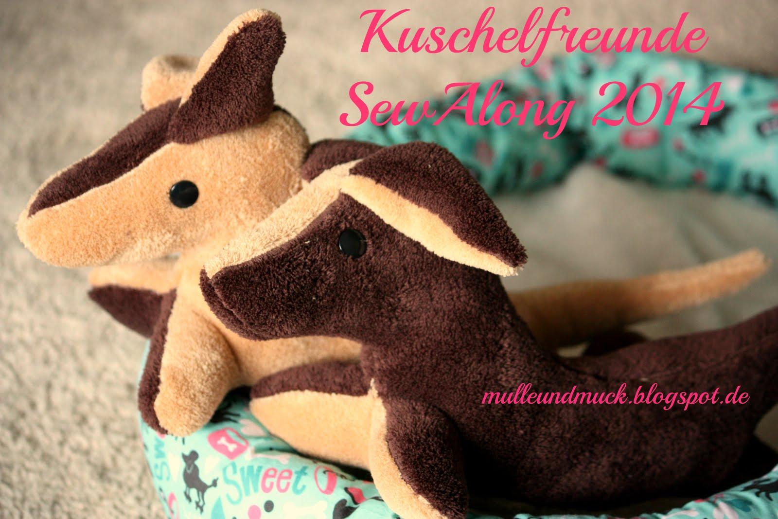 Kuschelfreunde Sew Along 2014