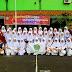 Pelantikan OSIS MTsN 33 Jakarta tahun 2014