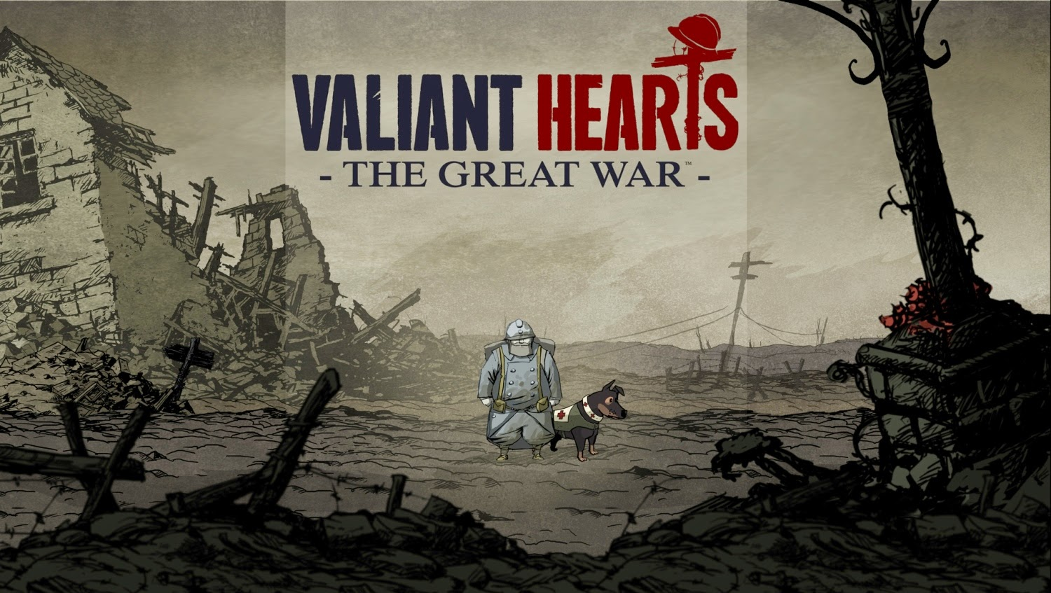 Spesifikasi PC Untuk Valiant hearts - The great war (Ubisoft)
