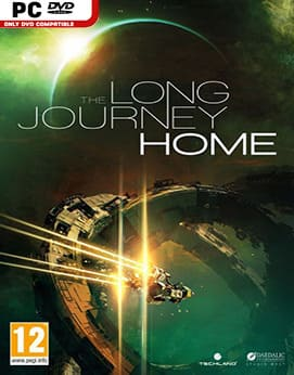The Long Journey Home Jogos Torrent Download capa