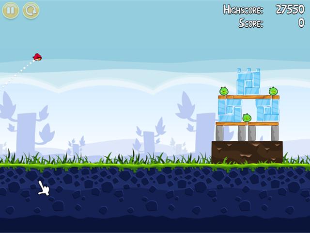 تحميل لعبة AngryBirds 2014 كاملة