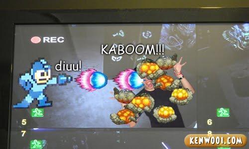 megaman gameplay 4