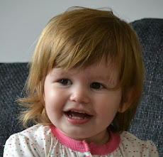 Spruitjes prinses van 20 maanden