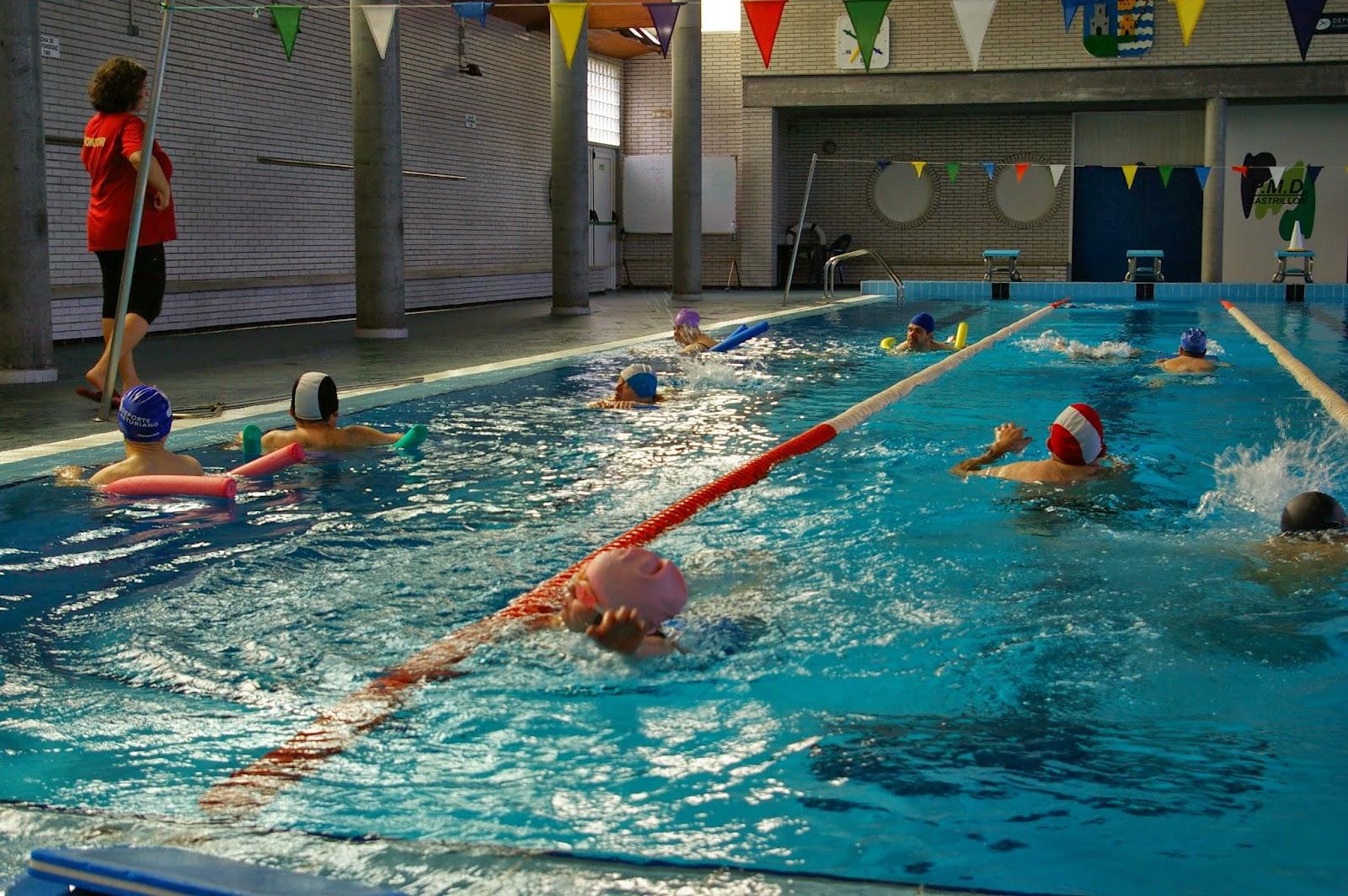 La uni n salinas curso de piscina for Curso piscinas