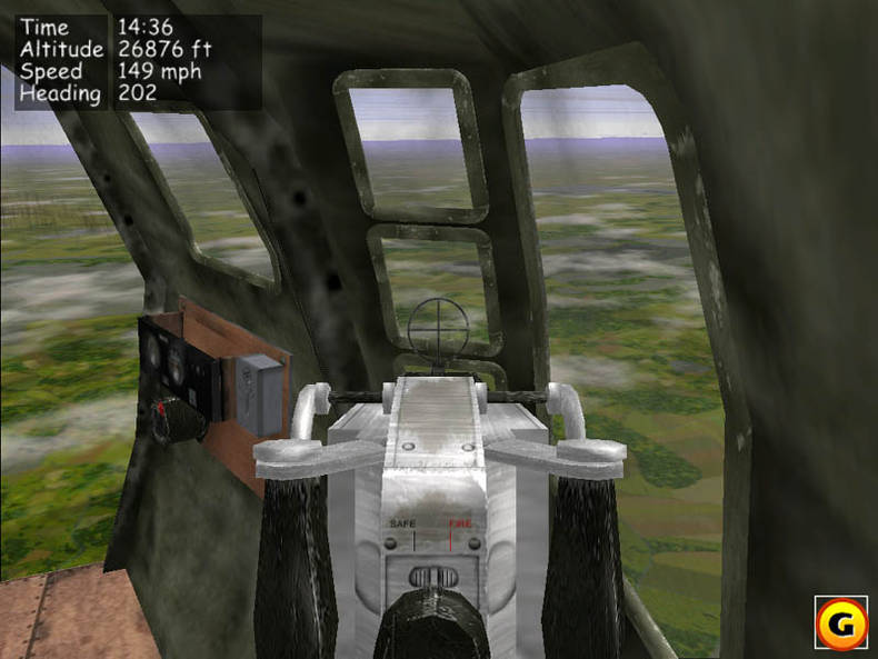 In 1992, publisher microprose released b-17: flying fortress developed by vektor grafix