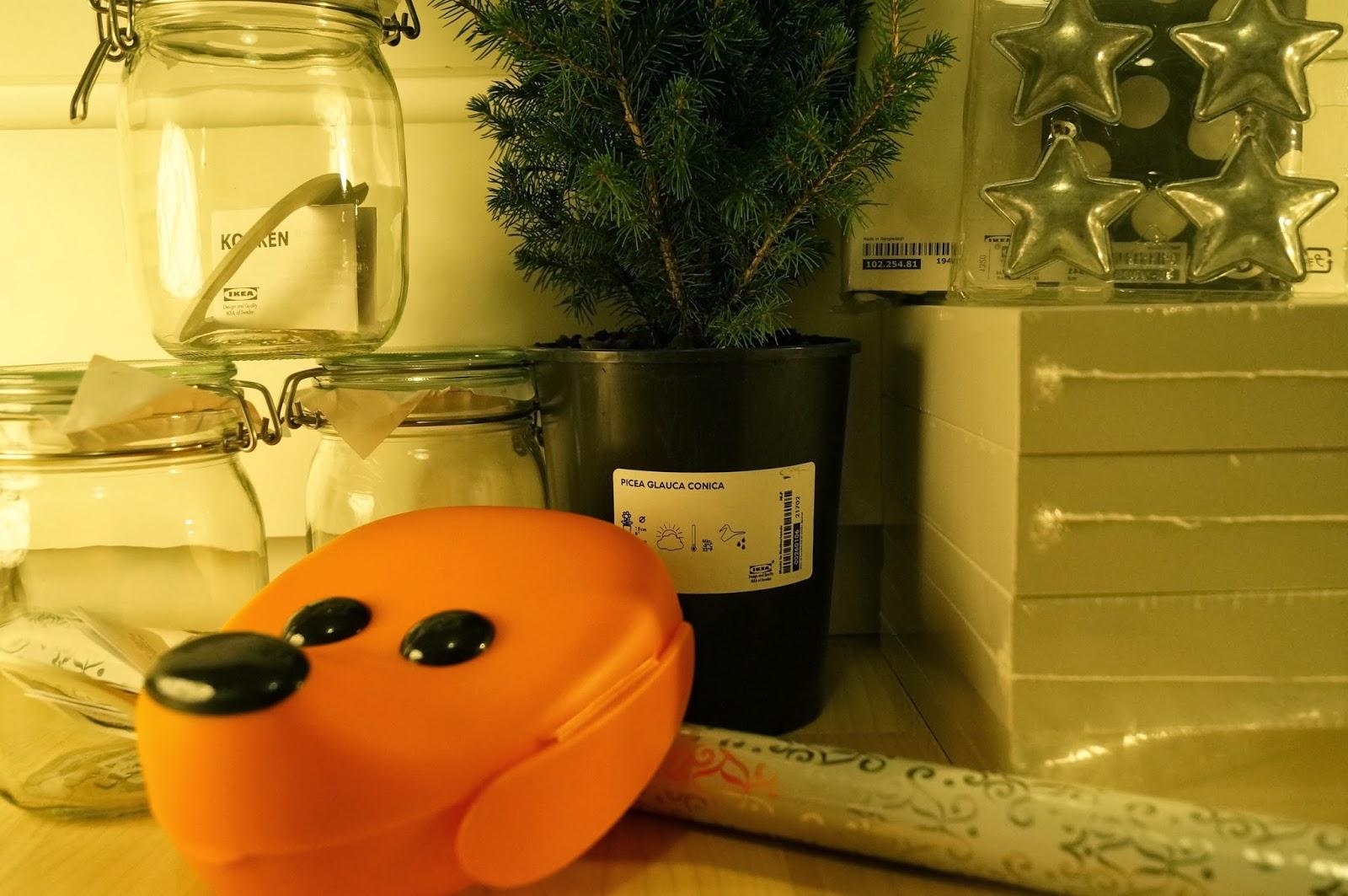 fashesion weihnachtsdeko haul ikea depot nanu nana. Black Bedroom Furniture Sets. Home Design Ideas