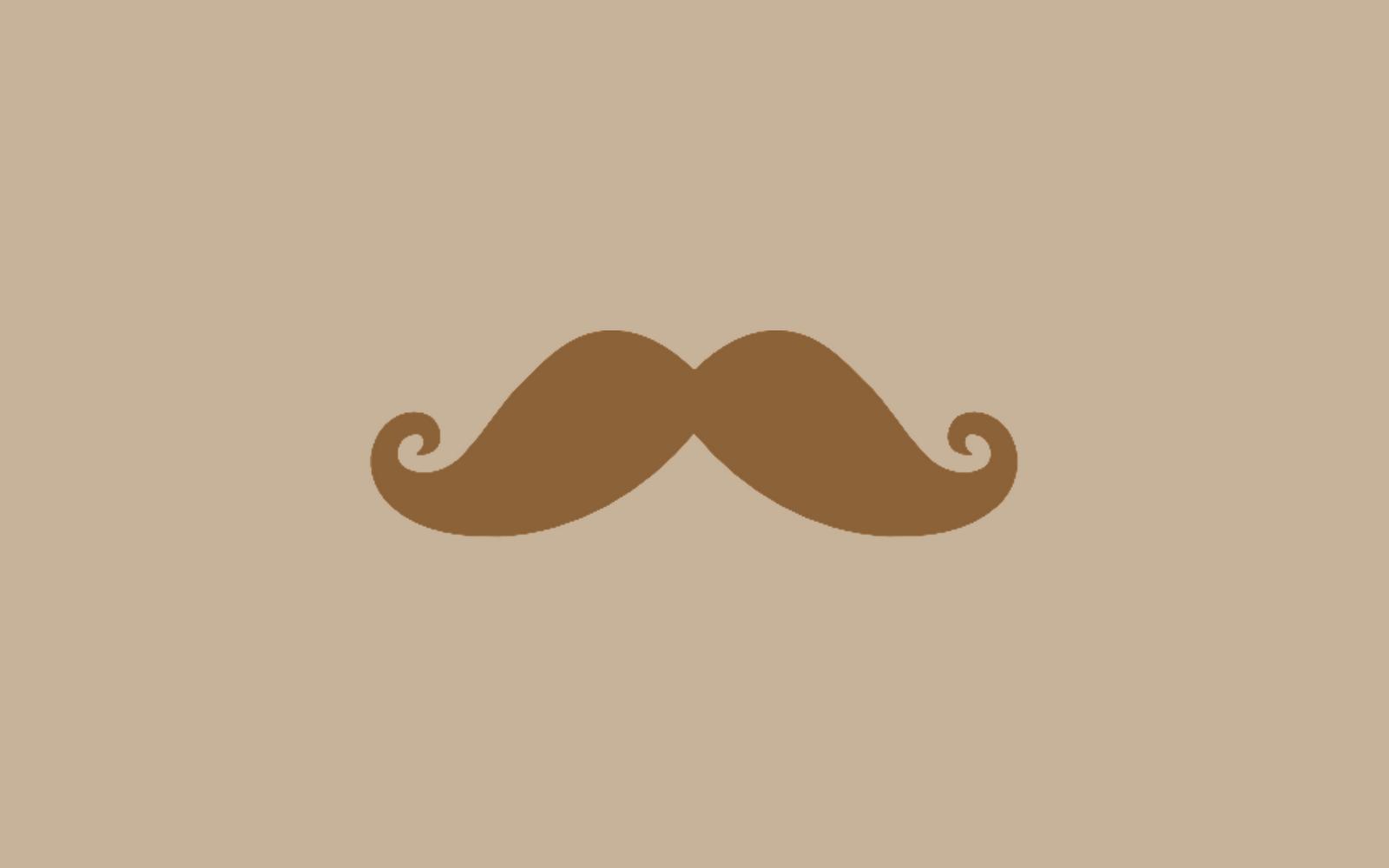 wallpapers�� wallpaper mustache