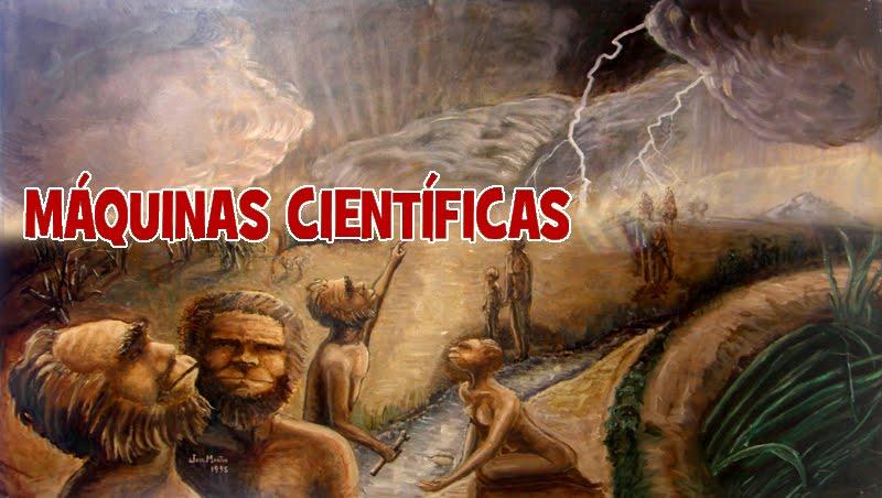 MÁQUINAS CIENTÍIFICAS