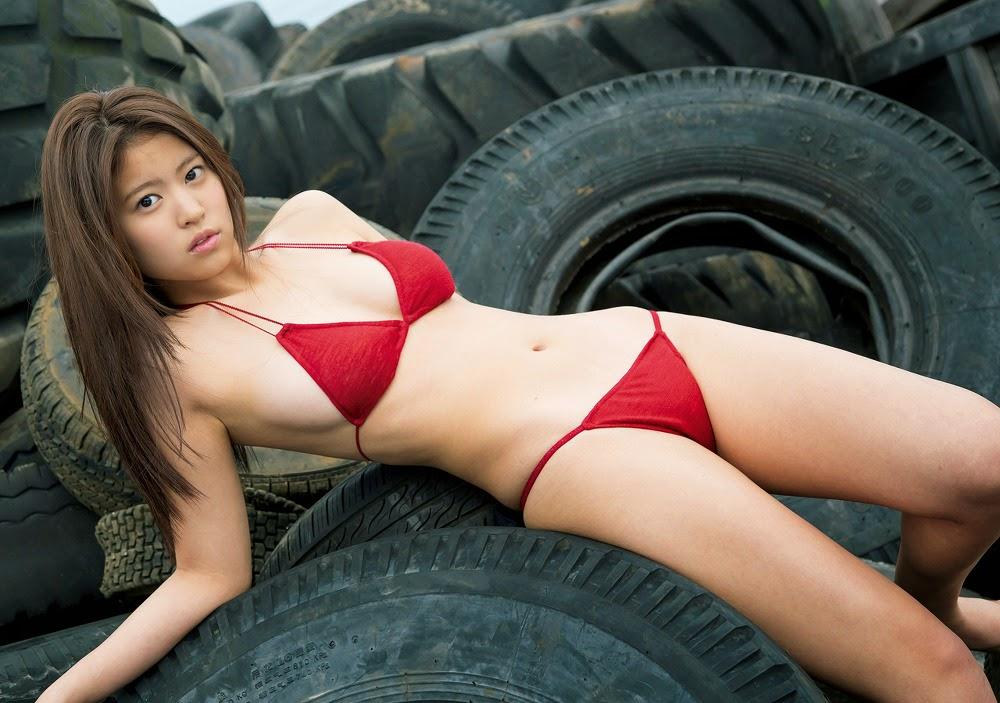 Người đẹp Rima Nishizaki gây sốt thân hình đẹp miễn chê 3