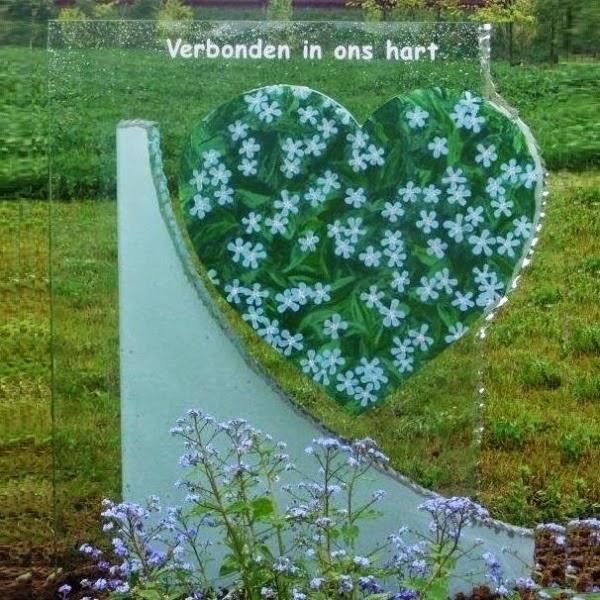 glazen hart, hart van glas