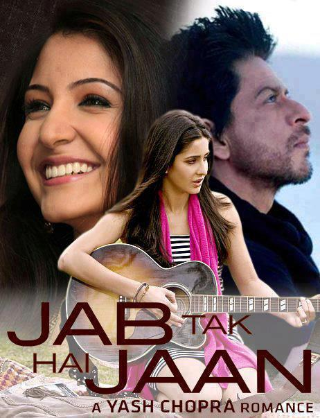 Jab tak hain jaan lyrics