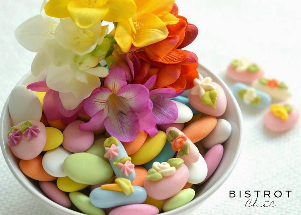 Easter Colors by BistrotChic