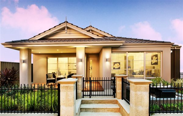 New australian home designs home design and style for House plans australia