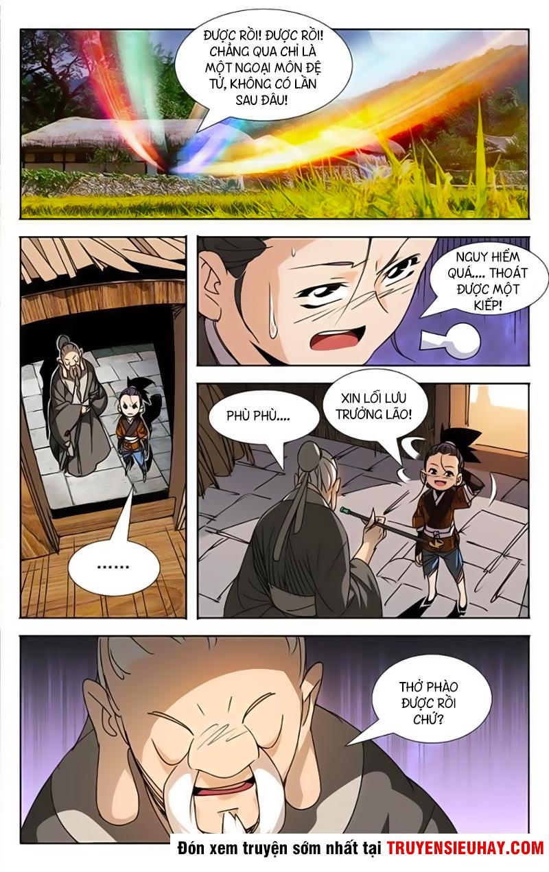 Trảm Đạo Kỷ trang 10