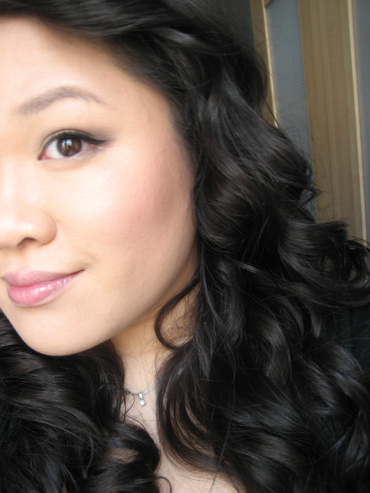Curling Iron Asian Hair 85
