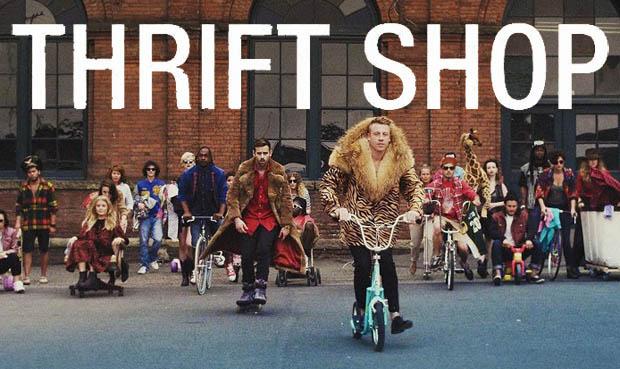 Музыка для трейлеров. Macklemore & Ryan Lewis - Thrift Shop (feat. Wanz)