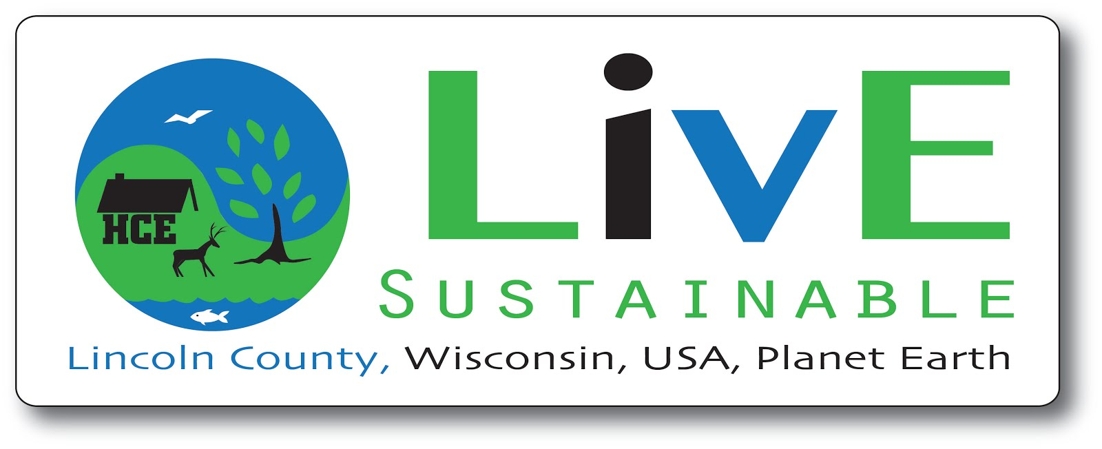Live Sustainable, Lincoln County