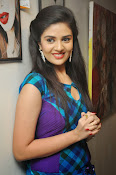 Sri Mukhi latest Photos at Muse Arts Gallery-thumbnail-3