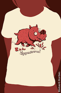 Zygomaturus tshirt