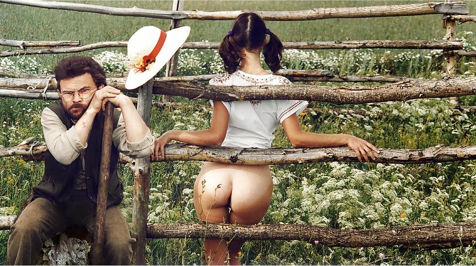 фото эротика секс деревня