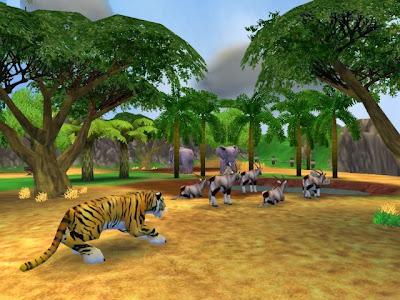 تحميل لعبة حديقة الحيوانات الرائعة Zoo Tycoon 2 مباشرة وحصريا على اكثر من سيرفر Zoo+Tycoon+3