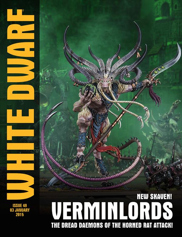 White Dwarf Weekly número 49 de enero