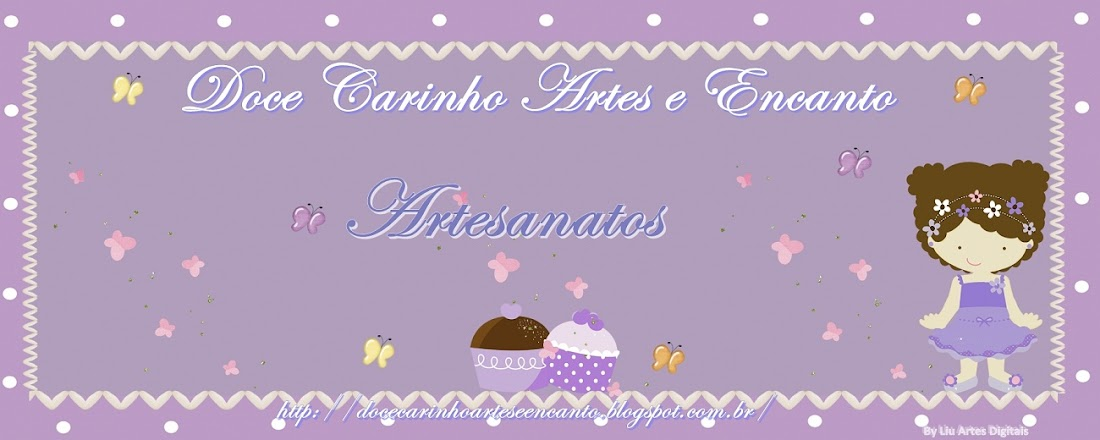 DOCE CARINHO ARTES E ENCANTO