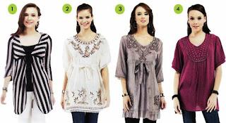 Model Busana Baju Wanita Moder Terbaru