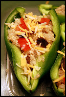 http://foodiefelisha.blogspot.com/2012/12/quinoa-stuffed-bell-peppers.html