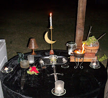 Autumn Equinox Altar (2010)