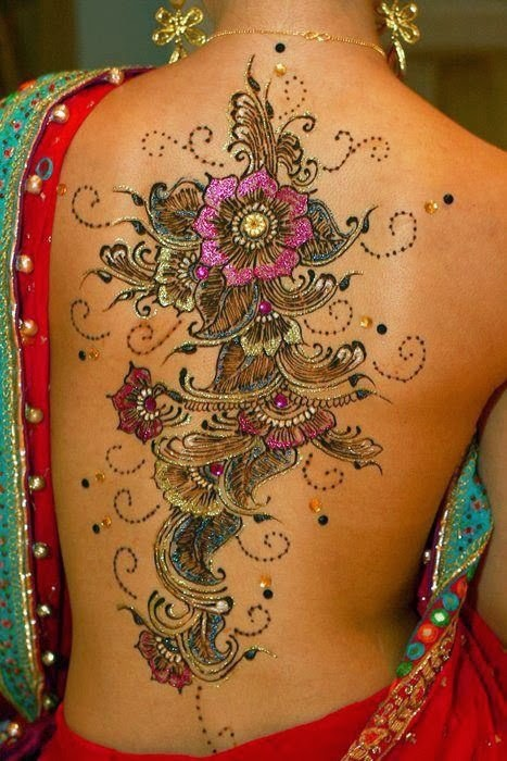 Mehndi Henna By T : September fashion of indian