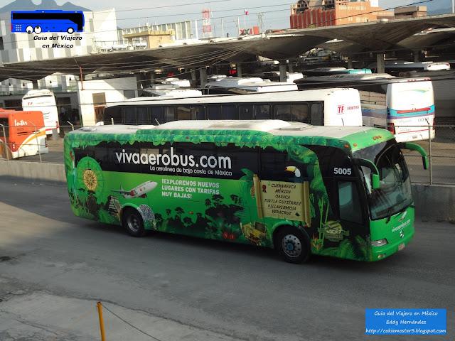 Autobuses Noreste para VivAerobus