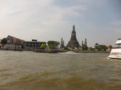Ferry in the Chao Praya River