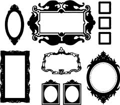 a victorianesque halloween the frame up