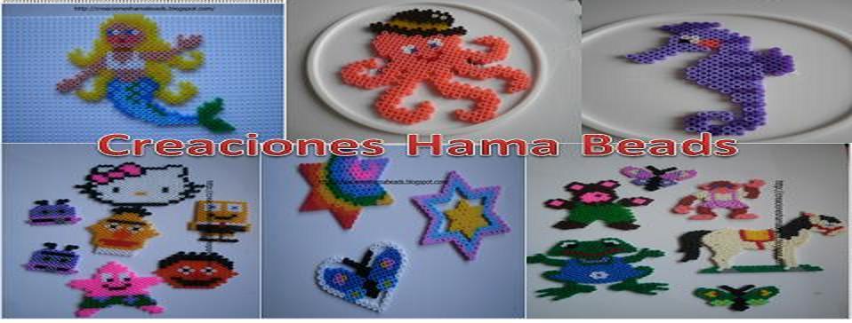 Creaciones Hama Beads