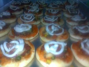 piza panas!