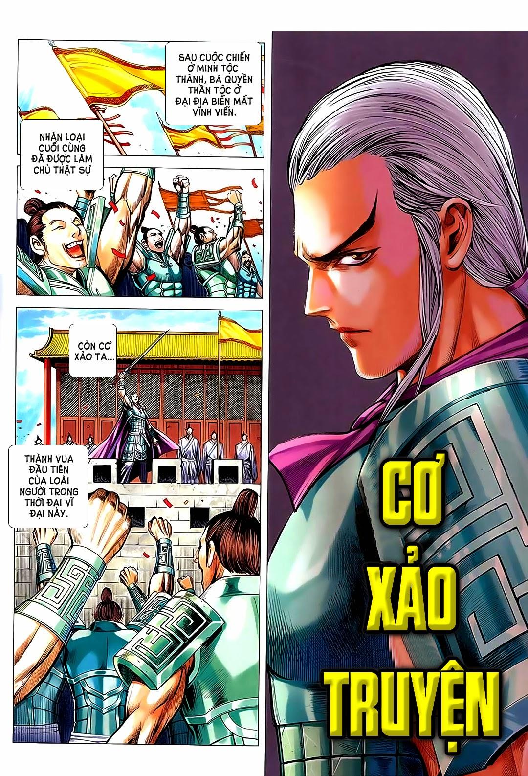 Phong Thần Ký chap 182
