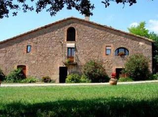 casa rural Cal Masover Sagas Barcelona