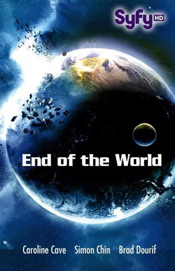 El Fin del Mundo DVDRip Latino