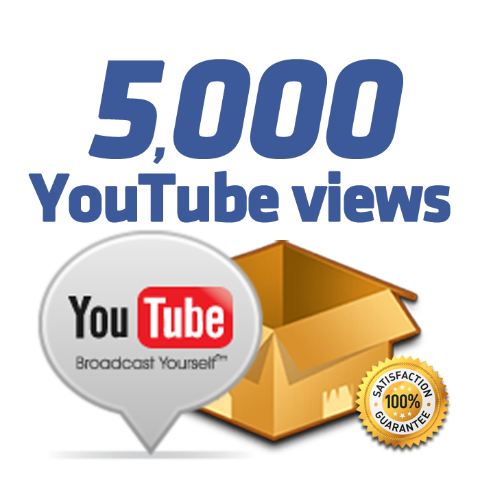 Increase YouTube Views, Buy YouTube Views