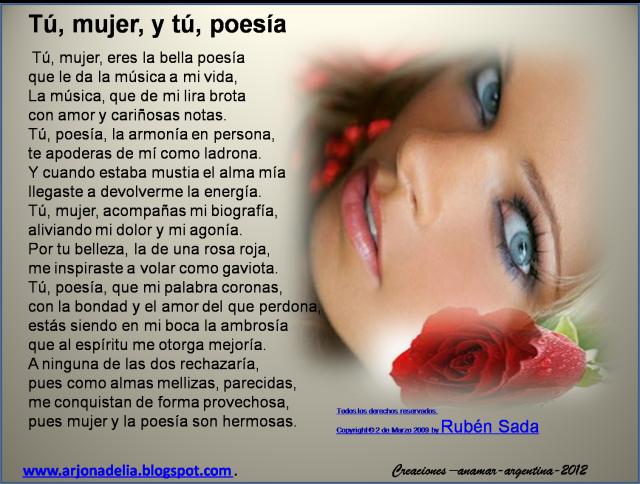 Imágenes con mensajes para el Día de la mujer, cartas, carteles, frases, poemas y poesías hermosas