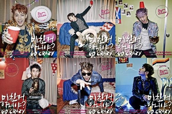 Ca khúc sắp phát hành của 2PM bị cấm vận vì lời thô tục