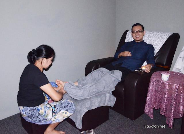 Foot Reflexology - RM28