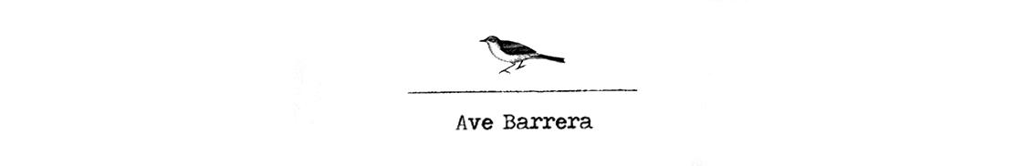 Ave Barrera