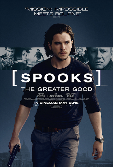 Spooks: The Greater Good (2015) tainies online oipeirates