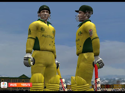 ICC Cricket World Cup 2011 Patch