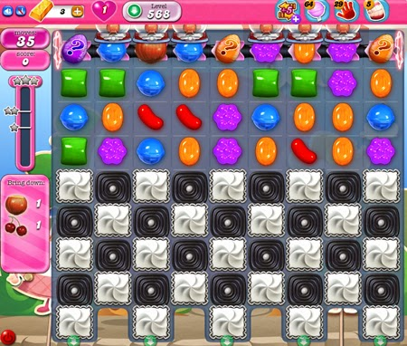 Candy Crush Saga 568