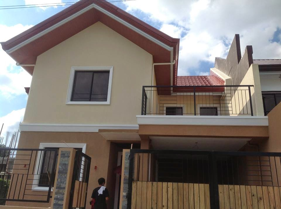 The grove subdivision house construction project in for Cheap house design philippines