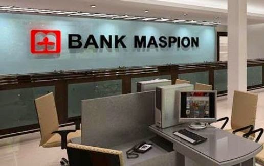 Lowongan Kerja PT. Bank Maspion Indonesia, Marketing Assistant - April 2014
